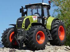 "RC Traktor CLAAS Axion 850 in XL Größe 35cm ""Ferngesteuert 27MHz""        403703"