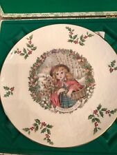 Royal Doulton Merry Christmas Plates