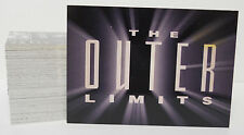 COMPLETE SET! 2003 Rittenhouse The Outer Limits Base Card Set #1-81