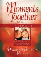 Moments Together for Intimacy Devotions for Drawing Near to God and One Another