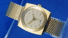 NOS Vintage Jaquet Girard Automatic Watch 1970s Swiss ETA 2783 Awesome NEW OLD