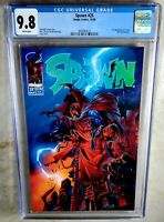 SPAWN #25 Image 1st Appearance of Tremor 1994 CGC 9.8 NM/MT WP Comic K0102