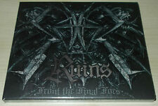 RUINS-FRONT THE FINAL FOES-DIGIPAK CD 2009-CELTIC FROST/SATYRICON-NEW & SEALED