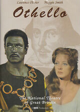 [BRAND NEW] DVD: OTHELLO: LAURENCE OLIVIER, MAGGIE SMITH