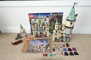 2001 LEGO HARRY POTTER HOGWARTS CASTLE SET 4709 // 100% COMPLETE // NM+