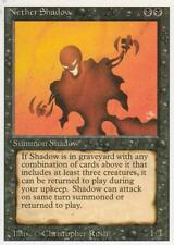 Nether shadow | ex | revised | Magic MTG
