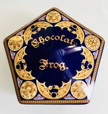Universal Studios Harry Potter Honeydukes Chocolate Frog Ceramic Trinket Box