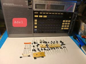 Sony ICF-2010 ICF-2001D Full Repair Kit for Fix & Protect Made In Japan
