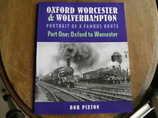 More details for oxford, worcester and wolverhampton portrait. part 1 oxford to worcester