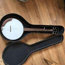 Nice, LeBan 5 String Starter Banjo With Case