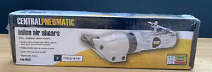Central Pneumatic Inline Air Shears #98833 New In Sealed Box