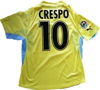 maglia Crespo Lazio PUMA SERIE A 2001 2002 JERSEY Siemens XL away