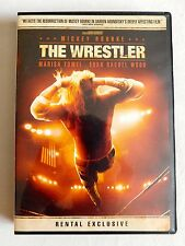 THE WRESTLER DVD Mickey Rourke Marisa Tomei WWE TNA ROH The RAM
