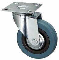 Schwerlast Rollen Räder Rad Lenkrollen Laufrollen Transportrollen 160 mm MZ
