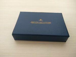 JAEGER LeCOULTRE ORIGINAL MEMOVOX ALARM TRAVEL CLOCK BOX VINTAGE WATCH SVEGLIA