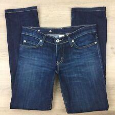 Nobody Straight Leg Fit Blue Denim Women's Jeans Size 25 Actual W29 L29 (BB2)