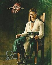 The Hunger Games: Catching Fire *SAM CLAFLIN* Signed 8x10 Photo AD6 PROOF COA