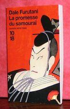 10/18 - Dale Furutani - La promesse du samouraï