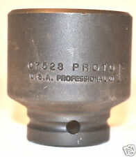 "NOS Proto USA mechanic PROFESSIONAL 3/4"" DR 6-PT 1-3/4"" IMPACT SOCKET #07528 $50"