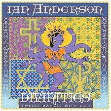IAN ANDERSON - Divinities: Twelve Dances with God (CD, 1995, EMI Angel (USA))