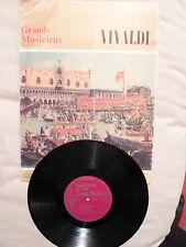 CHEFS D'OEUVRE DE L ART GRANDS MUSICIENS VIVALDI II
