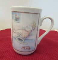 """""""Lullaby"""" Bessie Gutmann Collectibles The Heirloom Tradition Mug"""