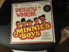 "Lp ""Minnie's Boys"" (Marx Brothers Story) Vocal Selections Songbook 1970"