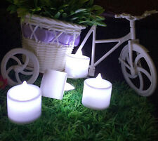 2PCS VELA LED Ámbar remoto Led Control Electrónico Candle Light  Romántica