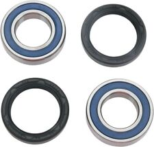 MOOSE FRONT WHEEL BEARINGS + SEALS KIT FOR THE 2001-2008 SUZUKI RM 125 250 RM250