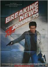 BREAKING NEWS Affiche Cinéma / Movie Poster 160x120 JOHNNIE TO