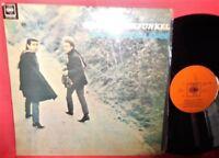SIMON & GARFUNKEL Sounds of silence LP 1966 NEW ZEALAND First Pressing EX+