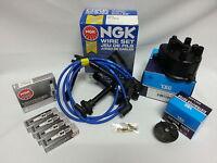 Tune Up Kit (NGK V-Power Plugs) fits for Honda Civic CX DX LX EX 1.6L 96-00