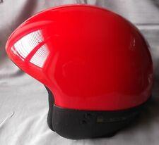 Fila Jet Star Beverly casco adorno de efecto cuero Rojo/Pequeño-no para uso en carretera