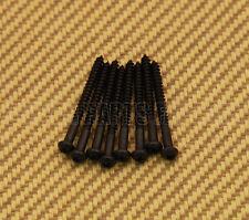 GS-0011-003 (8) Black Pickup Screws for Fender Bass