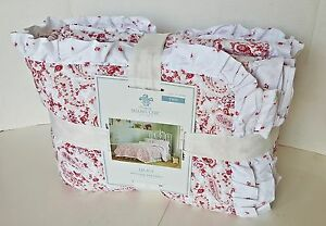 Simply Shabby Chic Country Paisley Quilt - TWIN