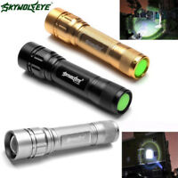 Mini 20000LM Flashlight Torch T6 LED 18650 Battery Zoomable Torch Lamp Light