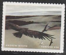 US 5212g Andrew Wyeth Soaring 1942-50 forever single (1 stamp) MNH 2017