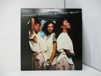 Pointer Sisters Break Out LP Planet 1983