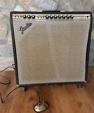 1973 Fender Super Reverb Silverface Amp