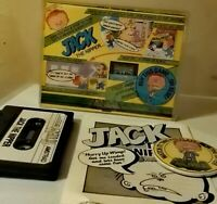 ~° Vintage Amstrad CPC Game ~ Jack the Nipper ~ Complete with Badge ~ Tested °~