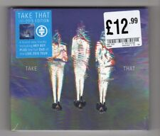 (XX1) Take That III, 2015 Edition - sealed CD + DVD