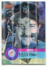 1994 Sportflics Movers 2 Don Mattingly