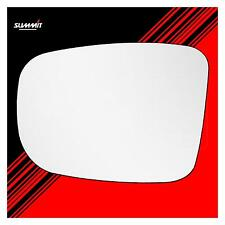 Back Plate Replacement Mirror Glass - Summit SRG-708B - Fits Hyundai LHS