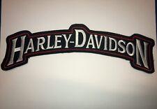 Harley Davidson Set Patch Patches Aufnäher Aufbügler Skull Backpatch Groß