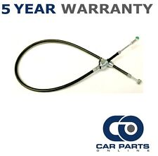 GEAR LEVER LINKAGE SELECTOR CABLE RIGHT FOR FIAT PUNTO 1.2 1.4 1999-2005