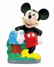 Brand New Vintage Disney Mickey Mouse Money Box Piggy Bank Mail Box