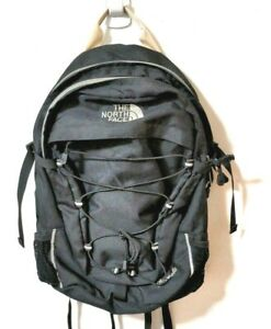 The North Face Borealis Black Backpack