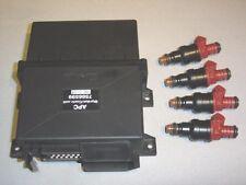 """SAAB 1990-1993 900T APC SWEDISH DYNAMICS LH Fuel """"Chip"""" Plus Fuel Injector Set"""