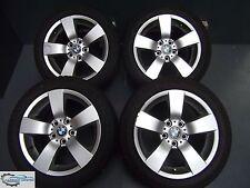 Original BMW 5 Series E60 e61 X-Drive Goodyear New Alloy Wheels Normal Tyre 245
