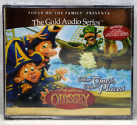 NEW Other Times, Other Places #10 Adventures in Odyssey 4 Audio CD Vol Set